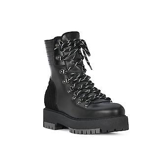 Zwarte tuinen zwarte kalflaarzen /laarzen