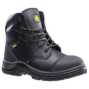 Amblers Unisex Adults Winsford Metal-free Leather Safety Boot