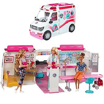 Barbie Büyük Tıbbi Kurtarma Aracı