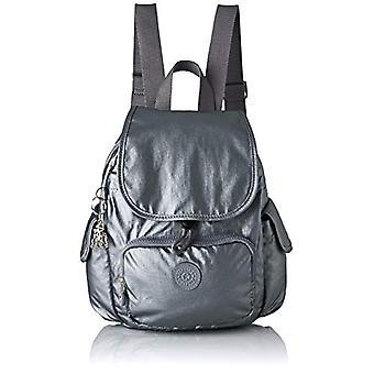 Kipling City Pack Mini - Grey Gr Metal Backpack 27x29x14 cm