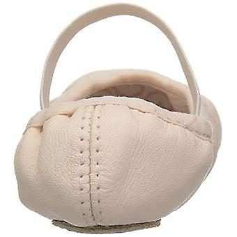 Bloch Girls Dance Belle Leather Ballet Shoe/Slipper, Theatrical Pink, 5.5 B U...