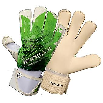 SELLS PRO TOUCH TERRAIN GUARD Goalkeeper Gloves Size