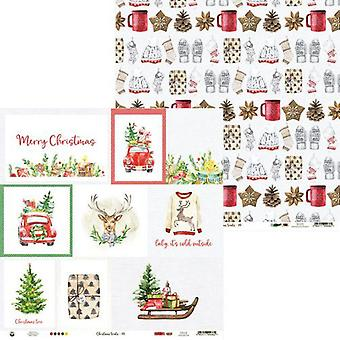 Piatek13 - Paper Christmas treats 05 P13-CHT-05 12x12