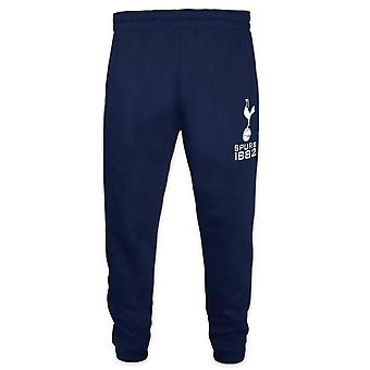 Tottenham Hotspur FC Cadeau officiel Boys Slim Fit Fleece Joggers Jog Pantalon