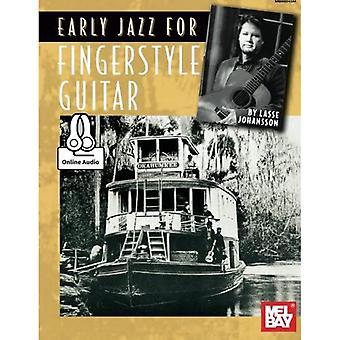 Début Jazz pour la guitare Fingerstyle