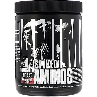 Universal Nutrition Animal Spiked Aminos - 30 Portionen - Fruit Punch