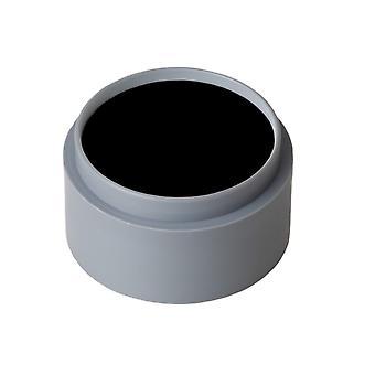 Make up and eyelashes  Water makeup Pure Black