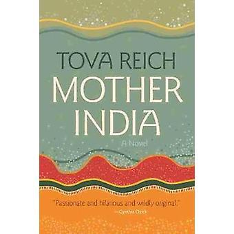 Mãe Índia por Tova Reich - 97808156111172 Livro
