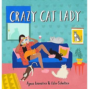 Crazy Cat Lady by Es & Nes - 9781523505579 Book