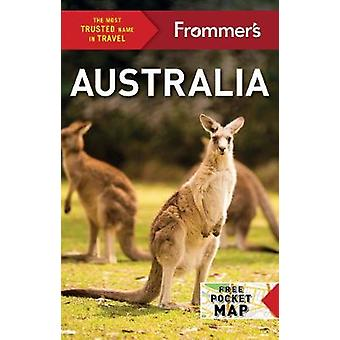 Frommer's Australia by Lee Mylne - 9781628874525 Book