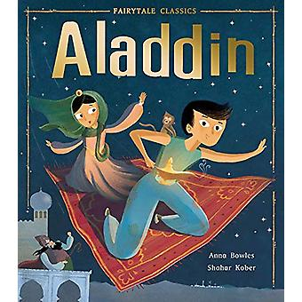 Aladdin by Anna Bowles - 9781788813679 Book