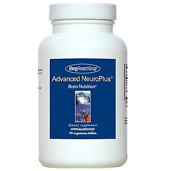 Advanced NeuroPlus Brain Nutrition 90 Veggie Tabletten - Allergy Research Group