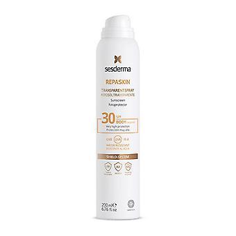 Spray Sun Protector Repaskin Corporal Sesderma Spf 30 (200 ml)