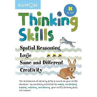 K & Up Thinking Skills Bind Up by Publishing Kumon - 978099892199