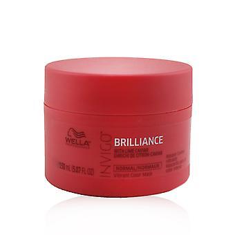 Invigo brilliance vibrant color mask # normal 244583 150ml/5.07oz