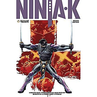 Ninja-K Deluxe Edition by Christos Gage - 9781682153222 Book