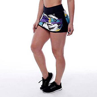 Edis One - Sport Skirt Women with inner pants and pockets to enjoy sports.