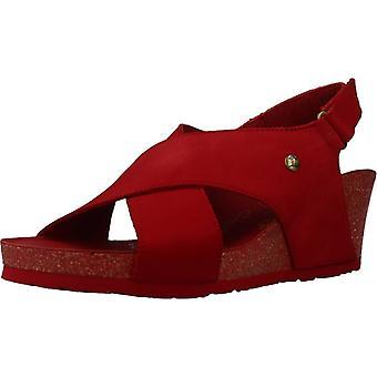 Panama Jack Sandals Valeska Basics B4 Color Red