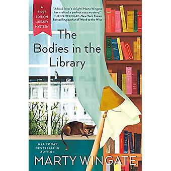 The Bodies In The Library by Marty Wingate - 9781984804105 Book