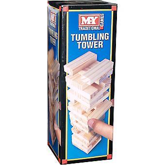 Juegos tradicionales M.Y cayendo de la torre 54 piezas de madera