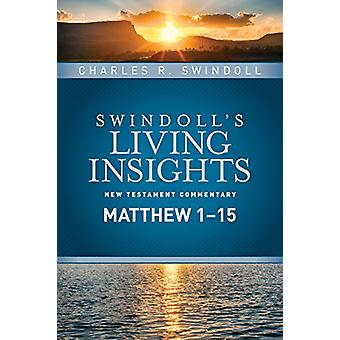 Insights on Matthew Part 1 by Charles R. Swindoll - 9781414393827 Book