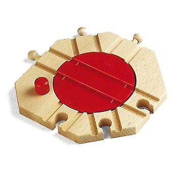 BRIO Mechanical turntable 33361Wooden Railway Accessory