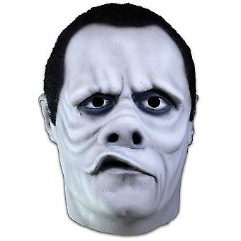 Twilight Zone Eye of Beholder Doctor Mask Black & White