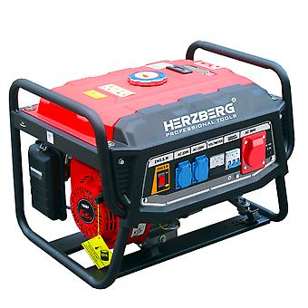 Herzberg HG-8500WX: Bensingenerator