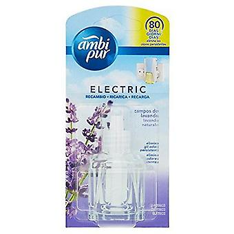 Ambi Pur Electric Air Freshener Replacement Fields Lavender 21.5 ml