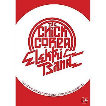 Chick Corea - The Chick Corea Electric Band: Live at the Maintenance Shop [DVD] USA import