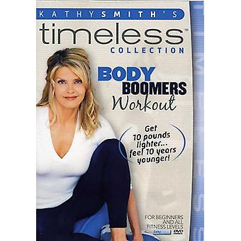 Kathy Smith - Kathy Smith: Timeless Collection: Body Boomers W [DVD] USA import