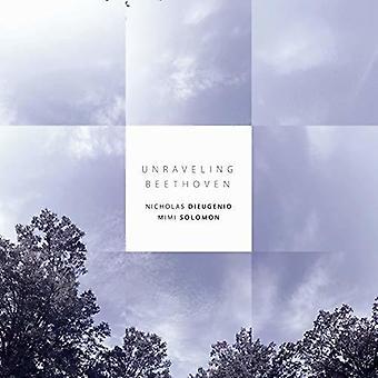Garner / Dieugenio / Solomon - Unraveling Beethoven [CD] USA import