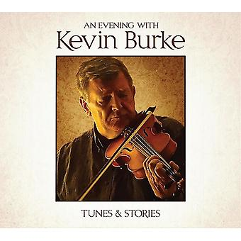 Kevin Burke - An Evening with Kevin Burke [CD] USA import