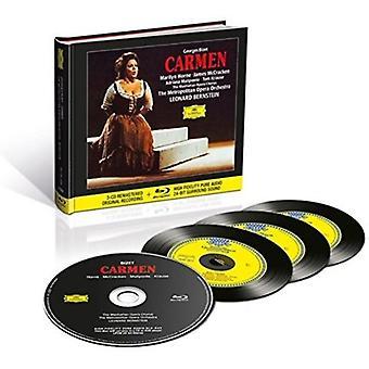 Bizet / Maliponte / Horne / McCracken - Carmen Wd 31 [CD] USA import