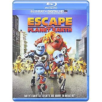 Escape From Planet Earth [BLU-RAY] USA import