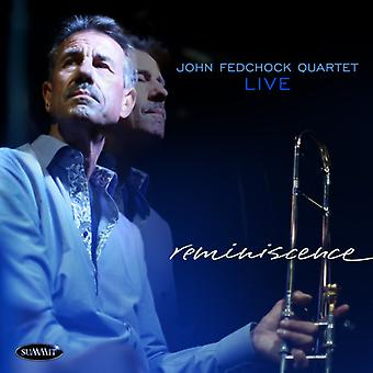 John Fedchock - Reminiscence [CD] USA import