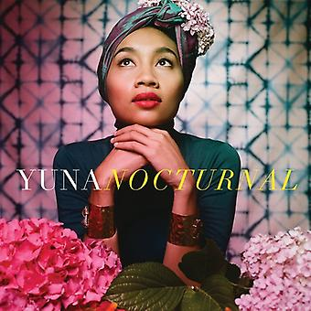 Yuna - Nocturnal [CD] USA import