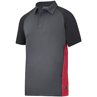 Snickers AVS Advanced Workwear Short Sleeve Polo Shirt