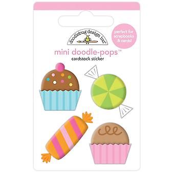 Doodlebug Design Sweet Celebration Mini Doodle-Pops