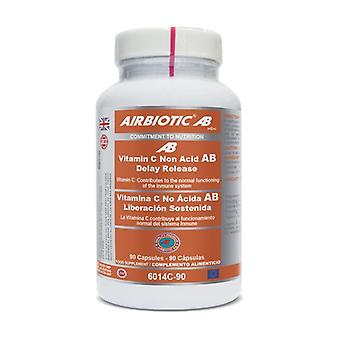 Vitamine C non acide - libération prolongée 90 capsules