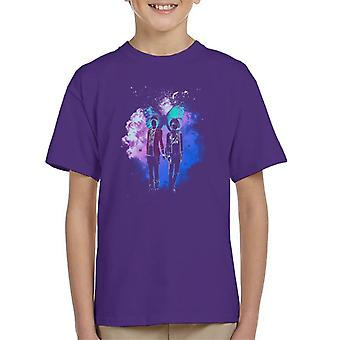 Butterfly Effect Life Is Strange Kid's T-Shirt