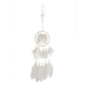 Guardian Angel Dreamcatcher Car Charm