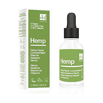 Super Concentrated Hemp Rescue Essence Serum None