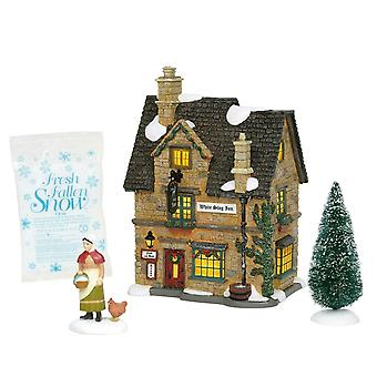 Department 56 White Stag Inn Dickens Village 2019