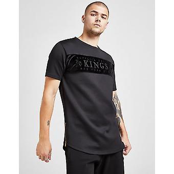 New Supply & Demand Men's Tristan T-Shirt Black