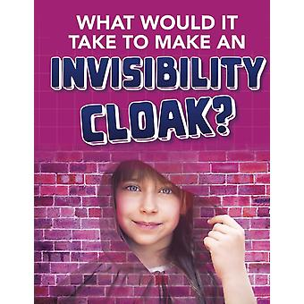 What would it Take to Make an Invisibility Cloak by MacCarald & Clara