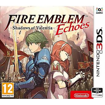 Fire Emblem Echoes Shadows of Valentia 3DS Game