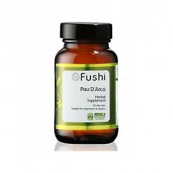 Fushi - Organic 500mg Pau D'Arco Veg Caps 60s