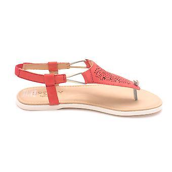 Sperry Womens Calla Jade leer Open teen Casual enkel riem sandalen