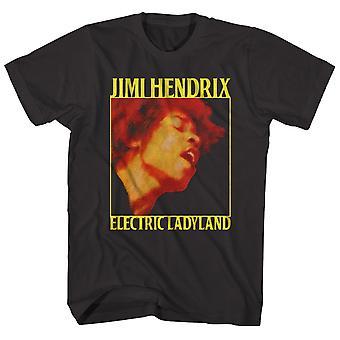 Jimi Hendrix T Shirt Electric Ladyland Album Art Jimi Hendrix Shirt